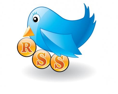 RSS и Twitter